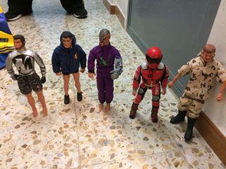 Muñecos Action-Man