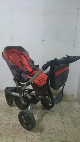 Conjunto carrito bebé Jane Trider
