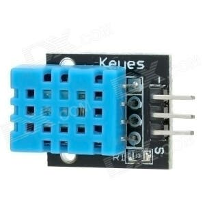 Dht11. Sensor temperatura y humedad. ARDUINO