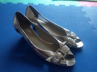 Zapatos, talla 40