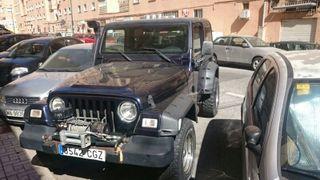 Jeep wrangler 2.5 2003