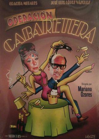 Película Operación cabaretera