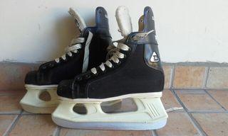 Patines hockey hielo en muy bien estado