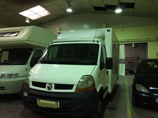 Renault master + Autocaravana
