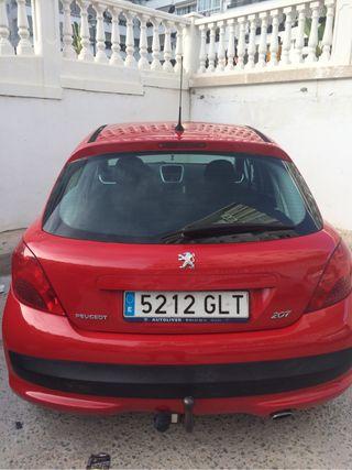 Peugeot 207 vti 1.4 95cv