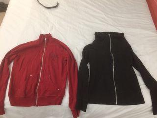 2 jaquetes Sport xica - 2 chaquetas Sport chica