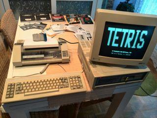 Lote informático vintage
