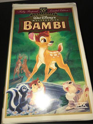 VHS Disney coleccionista
