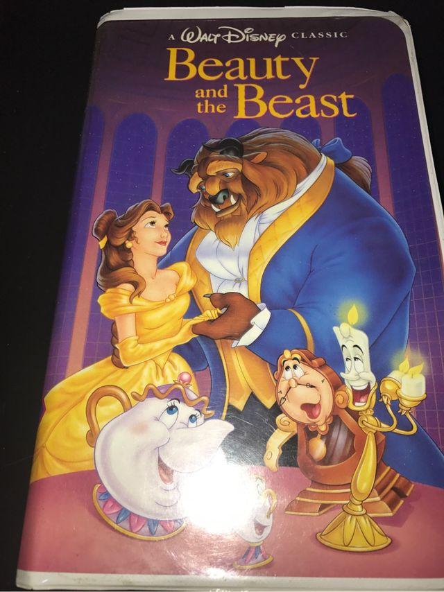 Película de coleccionista Disney antigüedad