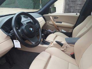 BMW X3 3.0d 204 CV