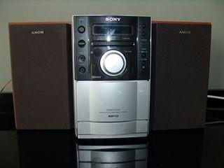 Micro Cadena Hi-FI Sony CMT-EH10