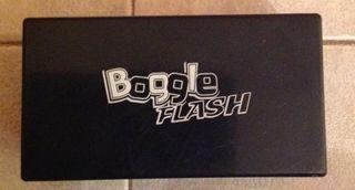 Juego Boggle Flash (Hasbro)