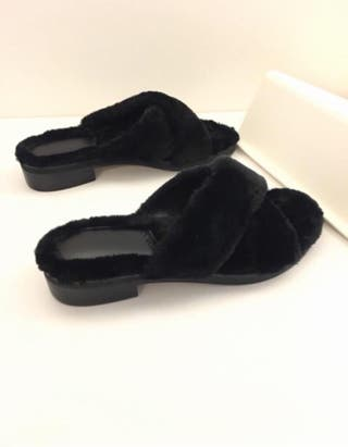Sandalias pelo suave REBAJAS