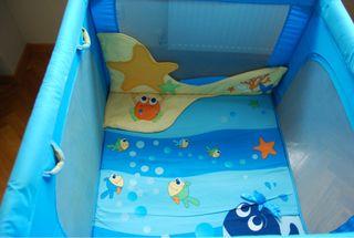 Parque Infantil Chicco Open Sea