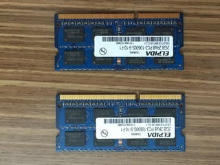Memoria RAM MAC