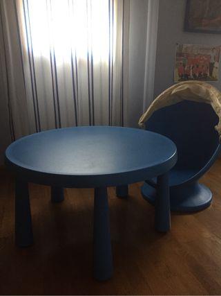 Muebles infantil