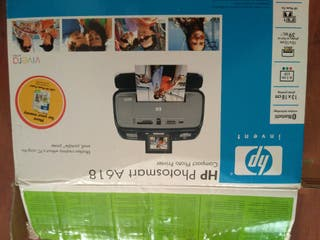 Impresora HP Photosmart A618
