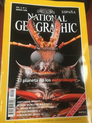 National Geographic 1997 2001
