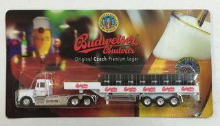 Camion Budweiser beer
