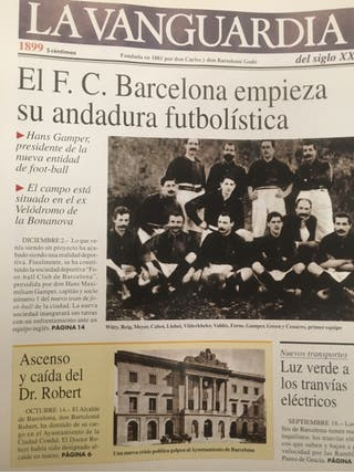 La Vanguardia del siglo XX