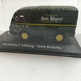 Camioneta Renault San Miguel