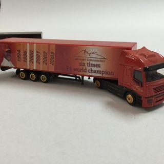 Camión escala 1/64 Schumacher