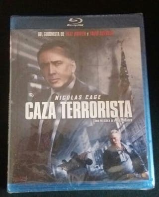 Blue Ray caza al terrorista Nicolas Cage