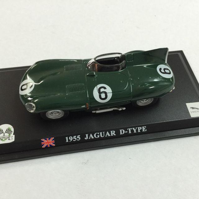 Jaguar D-Type 1955 1/43