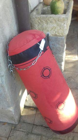 Saco de boxeo(Domyos)
