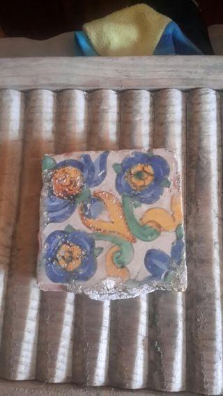 Azulejo siglo XVII