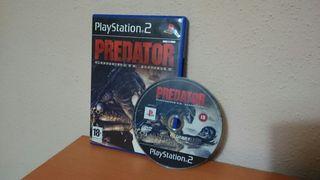 Predator para ps2