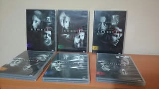 Expediente x primera temporada dvd