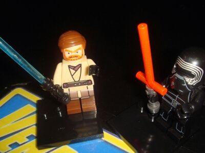 Lego Star wars, cada día más figuras 2€ por figura