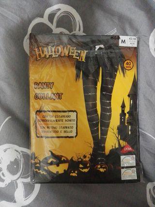Medias negras halloween