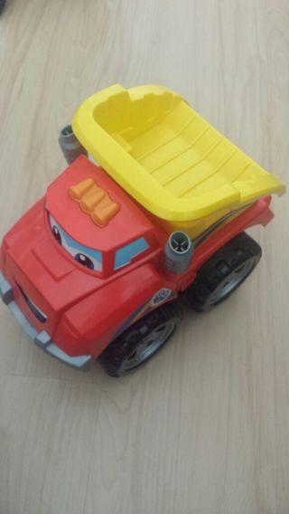 Chuck Tumblin 'Chuck camión juguete niños