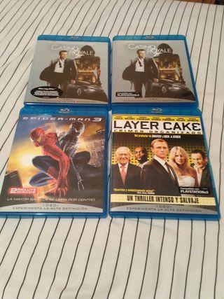 Películas Blu-ray Disc, PS3