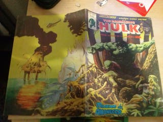 THE RAMPAGING HULK Vol.1 VERTICE