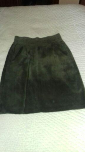 Falda de Ante.