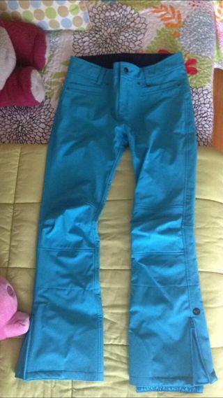 Pantalon esqui roxy