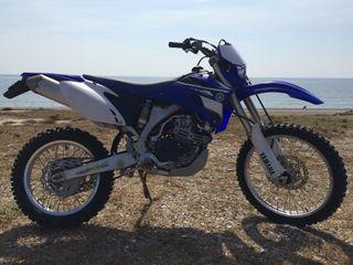 Se vende Yamaha Wr 450 f
