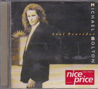 Usado, Michael Bolton Soul Provider CD segunda mano  España