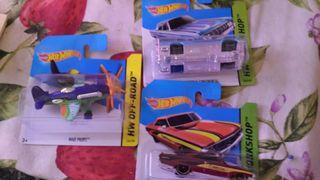 Hot wheels colección 2014