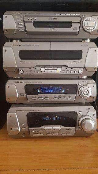 Technics SA-EH 750