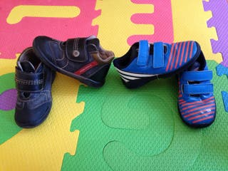 Lote zapatos 24