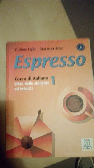 Libro italiano escuela idiomas
