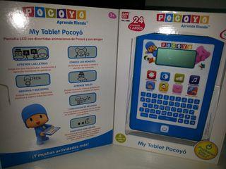 My Tablet Pocoyó Español-Inglés.