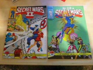 SECRET WARS. II. FORUM