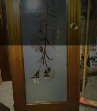 2 puertas cristaleras