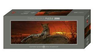 Puzzle heye 2000 piezas + contrachapado