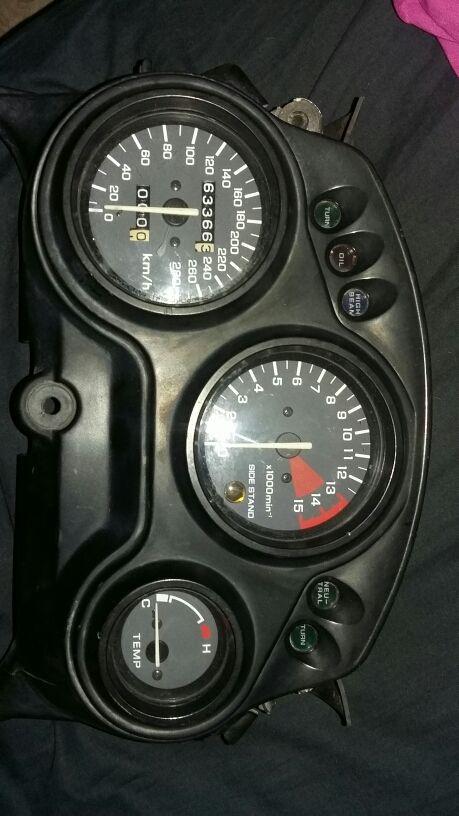 Relojes Honda Cbr 600 F De Segunda Mano Por 50 En Rincón De La